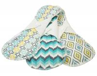 Blümchen waterproof butterfly pads/ Panty liners 3pcs. (Made in Turkey)